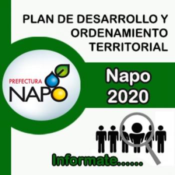 Plan de Desarrollo y Ordenamiento Territorial PDyOT